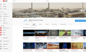 Youtube Channel Maire tecnimont Group